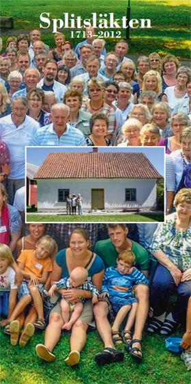 Splitsläkten 1713-2012