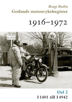 Gotlands motorcykelregister 1916-1972, del 2