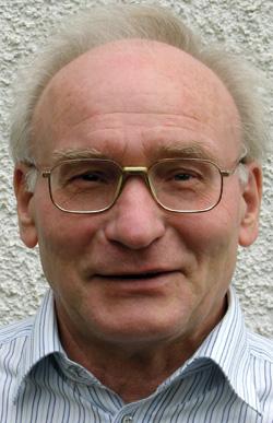 Porträtt av Torsten Daun